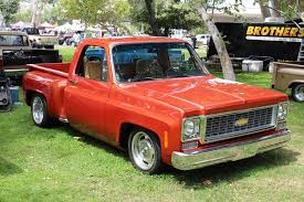 100 1973 Chevy Truck Parts Chevrolet Pickup Custom Deluxe Ton Great