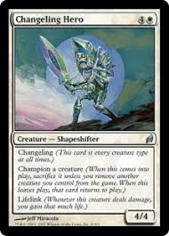Mtg Lifelink Deathtouch Deck by Card Search Search Changeling Gatherer Magic The Gathering
