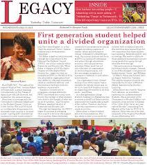 Tln51315 By The Legacy Newspaper - Issuu