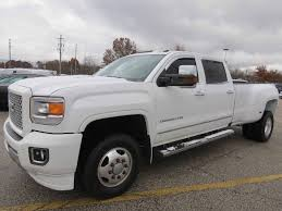 100 Truck Rental Akron Ohio 2015 Used GMC Sierra 3500HD 4WD Crew Cab 1537 Denali At North