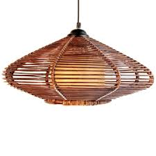 Rattan Ceiling Fans With Lights by New Handmade Modern Rattan Ceiling Pendant Lamp Lighting Fixture