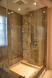 great ideas and pictures of river rock tiles for the bathroom