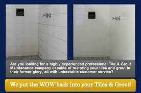 tile regrouting professionals regrout showers bathrooms floors