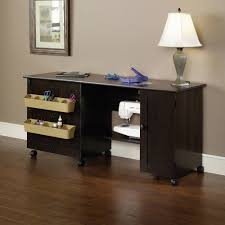 Ebay Cabinets And Cupboards by Sauder Sewing And Craft Table Multiple Finishes Walmart Com
