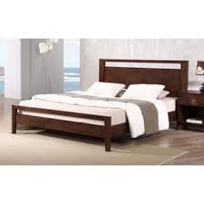 Wood Platform Bed Frame Queen by Wood Beds For Less Overstock Com
