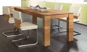 essgruppe tischgruppe esszimmer tisch stühle asteiche eiche massiv geölt natur lanatura