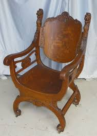 Antique Lion Head Oak Throne Chair In 2019 | Stuff To Buy | Throne ... Invention Of First Folding Rocking Chair In U S Vintage With Damaged Finish Gets A New Look Winsor Bangkokfoodietourcom Antiques Latest News Breaking Stories And Comment The Ipdent Shabby Chic Blue Painted Vinteriorco Press Back With Stained Seat Pressed Oak Chairs Wood Sewing Rocking Chair Miniature Wooden Etsy Childs Makeover Farmhouse Style Prodigal Pieces Sam Maloof Rocker Fewoodworking Lot314 An Early 19th Century Coinental Rosewood And Kingwood Advertising Art Tagged Fniture Page 2 Period Paper