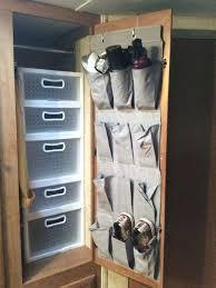 Best Rv Kitchen Storage Ideas Travel Trailer Camper Flawless Top 60 Van That Will Make You