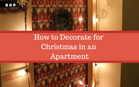How To Decorate For Christmas In An Apartment O The New Wifestyle