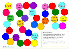 Game Templates For Teachers Printable Board 16 Free