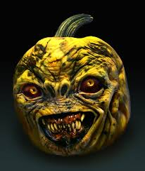 Funniest Pumpkin Carvings Ever by This Guy Makes The Scariest Pumpkin Carvings Ever Bored Panda