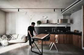 100 Bachelor Appartment A Tiny Apartment Transforms Into A Stylish SpaceSaving