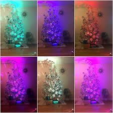 Color Wheel For Christmas Tree Valid Amazon Treetronics 2 0 Vintage Aluminum