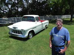 Still Truckin' Cameo Survived Greensburg Tornado | The Wichita Eagle 1956 Chevrolet Cameo For Sale Classiccarscom Cc794320 1955 Chevy Truck Rear 55 59 1958 Pickup Start Run External Youtube Cameo Gmc Trucks Antique Automobile Club Of 1957 Chevy Truck Hot Rod Network F136 Monterey 2012 Pick Up Truckweaver Al Mad Flickr Rm Sothebys The Wiseman God Ertl 118 3100 White 7340 New American Street Feature Tom Millikens 56 Is Done Right