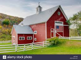Classic New England Farm With Red Barn And White Fence, Vermont ... Historic Post And Beam Homes Green Mountain Timber Frames Vermont Winter Photos Embracing The Cold White River Division Barns Part Two Old Gray Barn Venue Rupert Vt Weddingwire Three Sled Shed Snowmobile Storage Shed And Rustic Red Barn In Vermont Countryside Stock Photo Royalty Homes Middletown Springsvermont Charm Again These Days Of Mine 1880s Vintage For Sale Images Alamy Census 2009 Preliminary Research