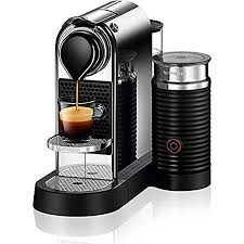 Easy Insertion And Ejection Of Capsules For Use With Nespresso Original Line Only Not Compatible VertuoLine