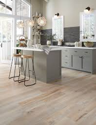 Even Smaller Rooms Look More Expansive And Bright With Lighter Woods Laminate The Neutral Floors Work Almost Any Color Cabinets But Especially