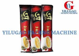 Bean Coffee Powder Multiline Packing Machine Pharmaceutical Packaging Equipment