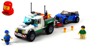 100 Lego City Tow Truck 60081 Pickup Speed Build