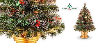 Fiber Optic Christmas Trees The Range by National Tree Company Home