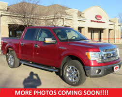 2014 Used Ford F-150 XLT Crew Cab 4x4 New Tires Backup Camera ...