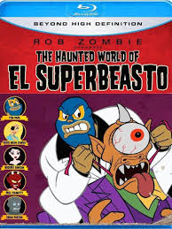 Halloween Haunt Worlds Of Fun 2015 Dates by The Haunted World Of El Superbeasto Blu Ray
