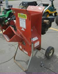 100 Tomahawk Truck Stop Brighton Co Garden Way Super Chippershredder Item 2061 SOL