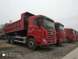 100 Dump Trucks For Sale In Michigan China Hyundai 410HP Good Price Photos Pictures Made