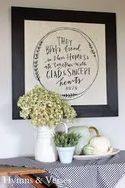 Incridible Kitchen Wall Decor Ideas At Adedbfd Fall Vignettes Walls
