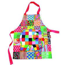 tablier cuisine pour enfant acheter tablier cuisine tablier de cuisine elmer pour enfant achat