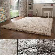 details zu hochflor langflor teppich pindos weich flauschig wohnzimmer esszimmer