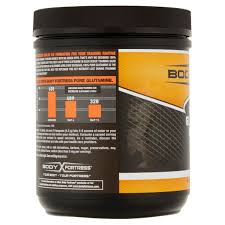 Glutamine Before Bed by Body Fortress 100 Pure Glutamine Powder 66 Servings Walmart Com