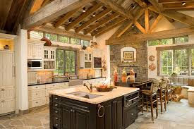 Rustic Log Cabin Kitchen Ideas by Collection Old Rustic Kitchen Photos The Latest Architectural