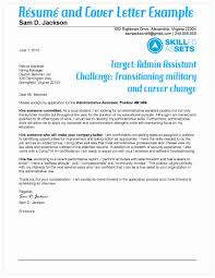 Cover Letter Examples For Career Change Gallery Cover Letter Sample