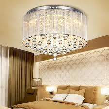 großhandel moderne mode stoff deckenleuchte kronleuchter licht kristall pendelleuchte kristall deckenleuchte wohnzimmer schlafzimmer weiß lila rot