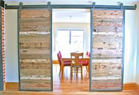 Dining Room Decoration With Barn Style Doors Using Rustic Wooden ... Sliding Barn Doors Design Optional Interior Diy Style Door The Stonybrook House With Glass Creative Diy Tutorial Iibarnstyledoorscceaspacusandtraditional Awespiring Maryland And Together Best 25 Barn Doors Ideas On Pinterest For Your Exterior Home Decor And Fniture Garage Tags 52 Literarywondrous Remodelaholic Simple Tips Tricks Dazzling For