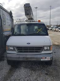 1996 FORD E350 BUCKET TRUCK / LOT1939-960001-2 Online Government ...
