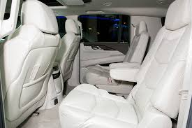 which 2014 2015 three row suvs offer captain s chairs news