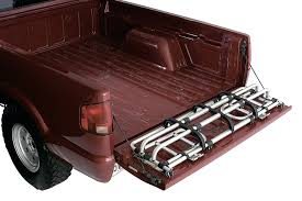 100 Pickup Truck Bed Extender Top Line BX400401 Bar Type Fold Down