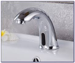 touchless kitchen faucet brushed nickel kitchen set home