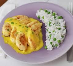 aiguillettes de volaille à la moutarde douce envie de bien manger