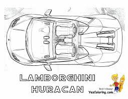 Enter Rugged Exclusive Lamborghini Coloring Pages 02 At YesColoring