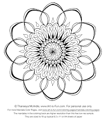 These Free Mandala Designs To Print Can Help Center Your Mind While Nurturing Soul Printable Coloring Pages As Many Times