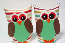 Thanksgiving Crafts For Kids Diy Owl Toilet Paper Rolls Ideas