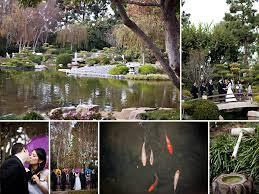 Garden Wedding Venues Outdoor Japanese Romantic Enchanted Reception