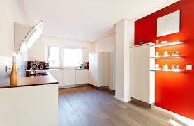 u form moderne grifflose küche mit keramik arbeitsplatte