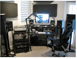 Design Your Home Recording Studio