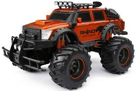 Gizmo Toy: New Bright 4x4 Rhino Expeditions Full Function RC Vehicle ... Gizmo Toy New Bright 114 Rc Fullfunction Baja Mopar Jeep Rb 61440 Interceptor Buggy Baja Extreme Pops Toys Ford Raptor Youtube Pro Plus Menace Industrial Co Ff 96v Monster Jam Grave Digger Car 110 Scale Shop 115 Full Function Remote 96v 1997 F150 Hobby Cversion Rcu Forums 124 Radio Control Truck Walmartcom Vehicles Radio And Remote Oukasinfo Buy V Thunder Pickup Big Rc Size 10 Best Rock Crawlers 2018 Review Guide The Elite Drone