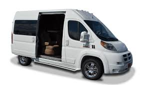 RAM Luxury Vans For Sale At Paul Sherry Conversion VansNew Used