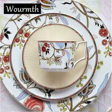 Wourmth English Style Rustic Coffee Cup Set Wedding Gifts Tea Fashion Afternoon